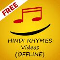 HINDI RHYMES OFFLINE App icon