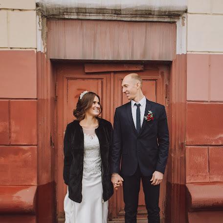 Wedding photographer Yuliya Bugaeva (Buga). Photo of 22.12.2017