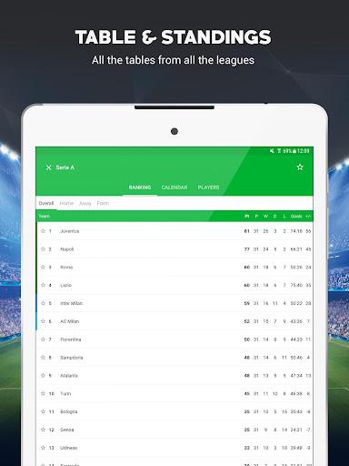 SKORES - Live Football Scores  screenshots 10
