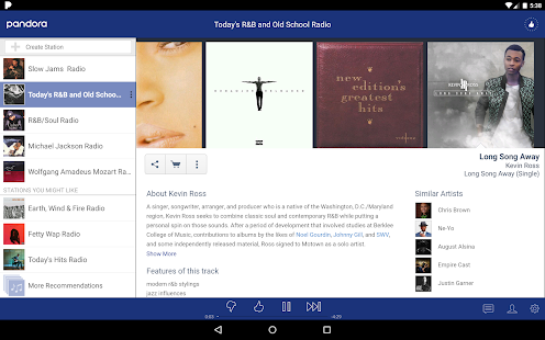 Pandora® Music- screenshot thumbnail
