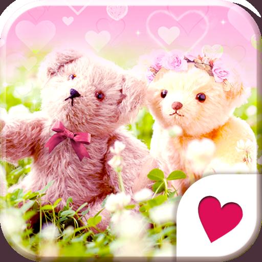 可愛換裝桌布★Love Bears 個人化 App LOGO-硬是要APP