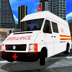Ambulance Rescue 3D Simulator Icon