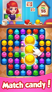 Download Candy House Fever - 2020 free match game For PC Windows and Mac apk screenshot 2