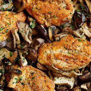 Delicious Chicken Marsala