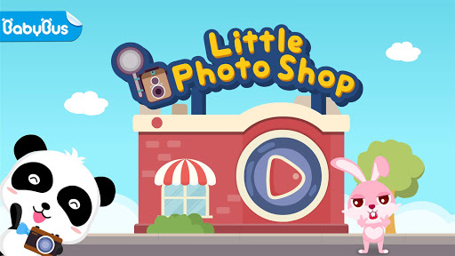 Little Panda's Photo Shop