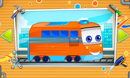 Mechanic : repair of trains.  screenshots 19