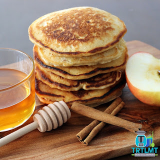 Apple Cinnamon Pikelets Recipe