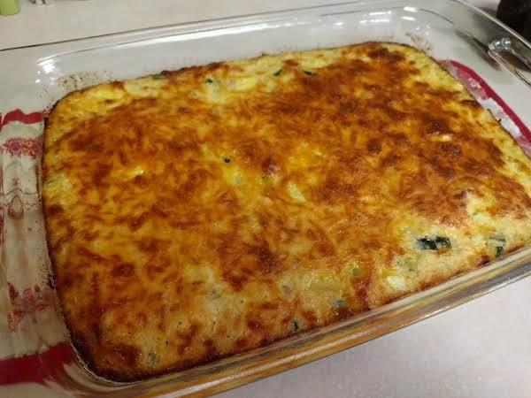 Zucchini & Yellow Squash Casserole Recipe