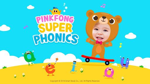 Pinkfong Super Phonics