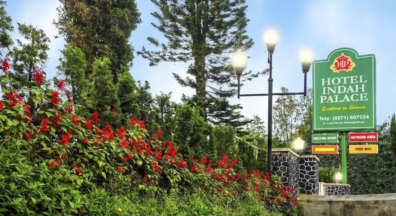 Indah Palace Garden & Resort
