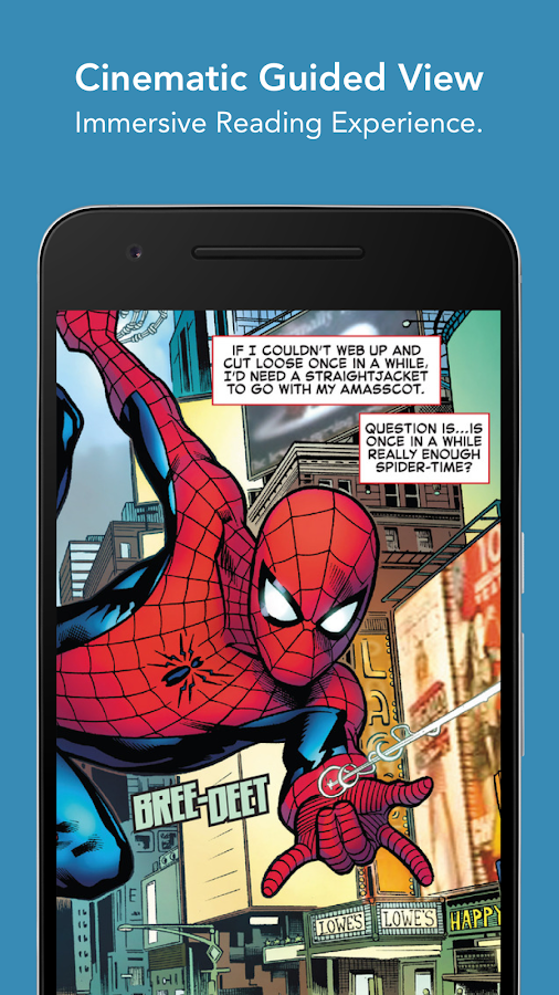 comics android apps on google play