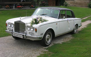Rolls-Royce Silver Shadow I Rent Niederösterreich