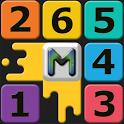 Merge Block Puzzle : Domino icon