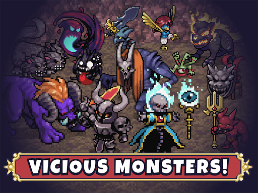 Cave Heroes: Idle Dungeon Crawler Beta 1.5.4 screenshots 6
