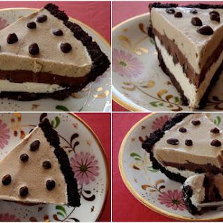 Espresso Ice-Cream Pie