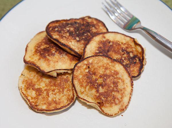 No-flour Banana Pancakes Recipe