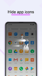 POCO Launcher - Customize,  Fresh & Clean Screenshot