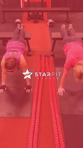 StarFit Fitness App screenshot 1