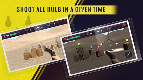 Bulb Shoot 3D - náhled
