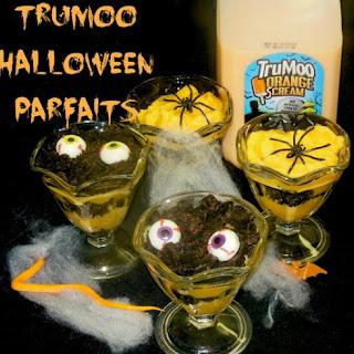 Spooky Halloween Parfaits