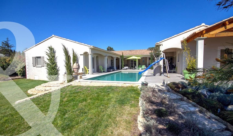 Maison avec piscine et terrasse Saint-Rémy-de-Provence