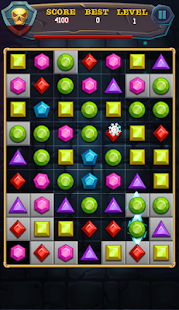Download Temple Jewels : Gems Quest - Puzzle For PC Windows and Mac apk screenshot 4