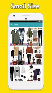 Nápady na módní oblečení - náhled