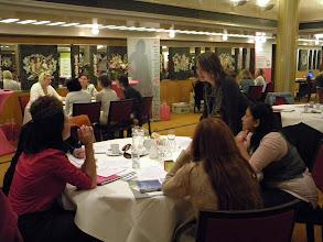 Photo: Team C_stelt vragen aan secretaressecoach Nathalie Scholtes-1
