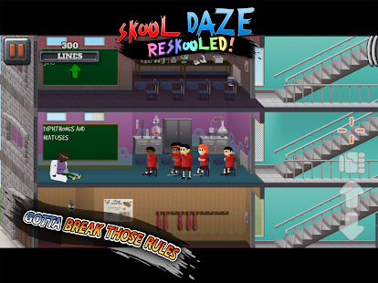 Skool Daze Reskooled!- screenshot thumbnail