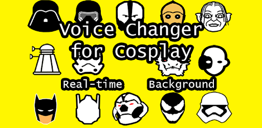Voice Changer Mic: Cosplay - use lapel Mic/Speaker – Apps on