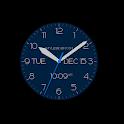 Modern Analog Clock AW-7