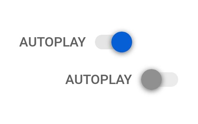 Autoplay No More