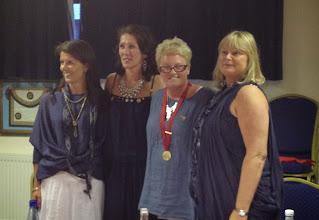 Photo: Tracey, Sandra, Louise, Nicky : NB AC UK