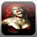 Vampire Fire Live Wallpaper icon