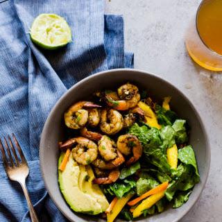 Jerk Shrimp Salad Recipes