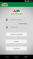 Screenshot of Auto Mercado