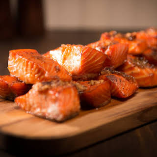 Candied Salmon.