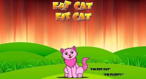 Fat Cat Fit Cat