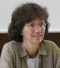 Photo: Barbara Kühne-Cavelti war als Mitglied des Leitungsteams des Katharina-Werkes im Peace Camp - aber nicht nur in ihrer Funktion, sondern weil ihr Herz für die jungen Menschen brennt.