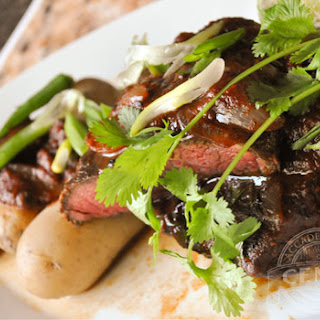 Puttanesca Skirt Steak