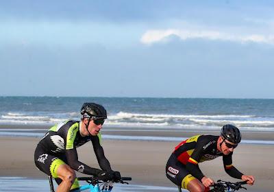 "Timothy Dupont na nederlaag op EK strandwielrennen: ""Ik ben bestolen"""