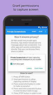 App Private Screenshots APK for Windows Phone