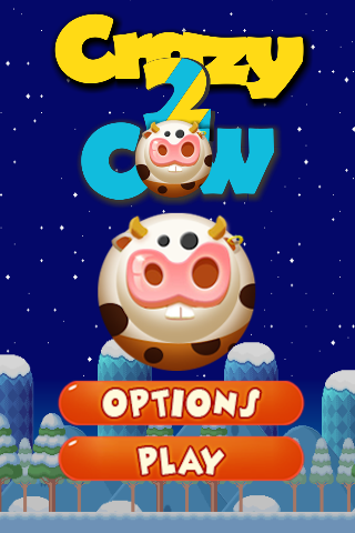 Crazy Cow - The Game 2 FREE
