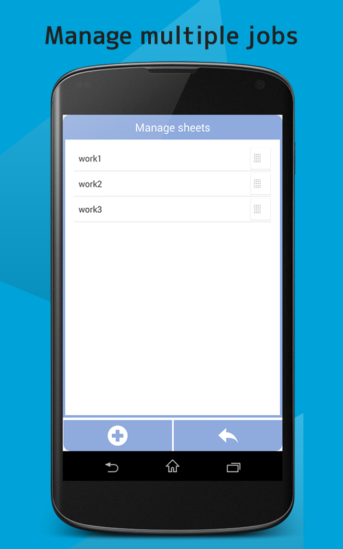 Shift Schedule Manager- screenshot
