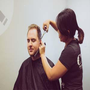 Haircutting, Shave and a Haircut