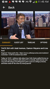 The Anthony Cumia Show- screenshot thumbnail