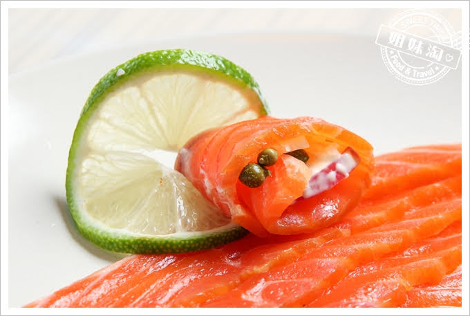 LAONEKitchen諾曼第風味蘋果燻鮭魚