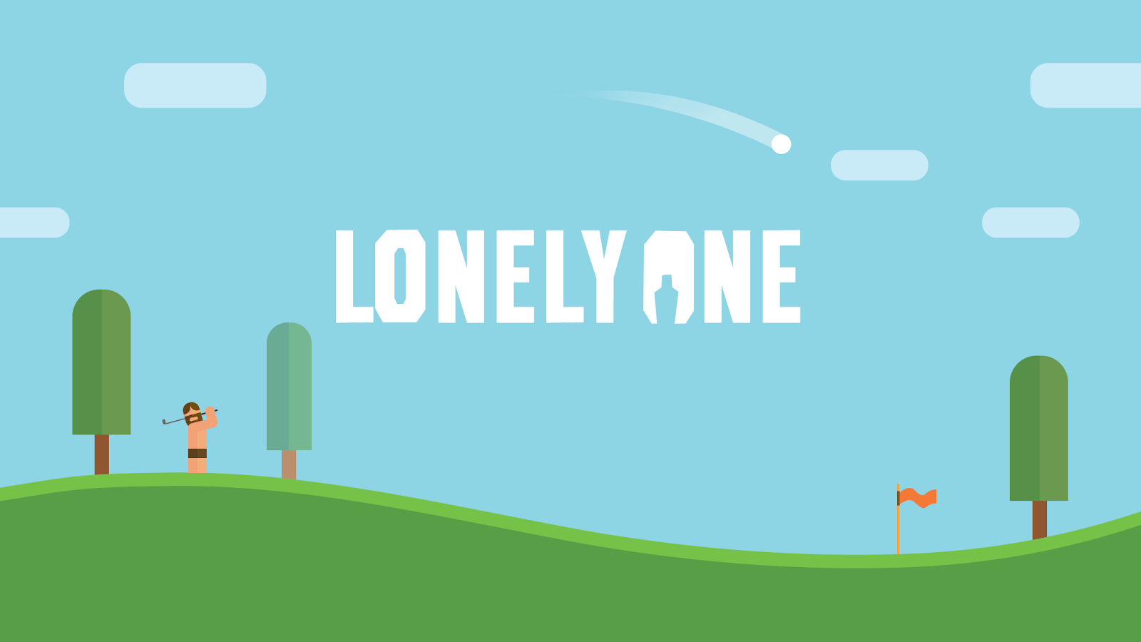 Lonely One : Hole-in-one- screenshot
