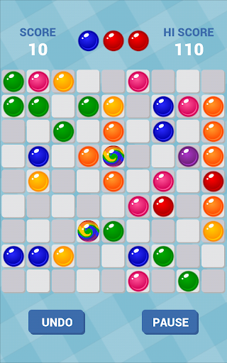 Color Lines: Match 5 Balls Puzzle Game 4.08 screenshots 9