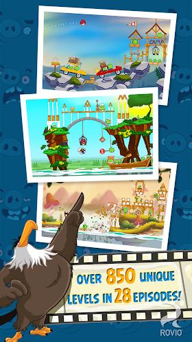 Angry Birds Seasons 6.4.0 (Unlimited Items/Unlocked) Apk